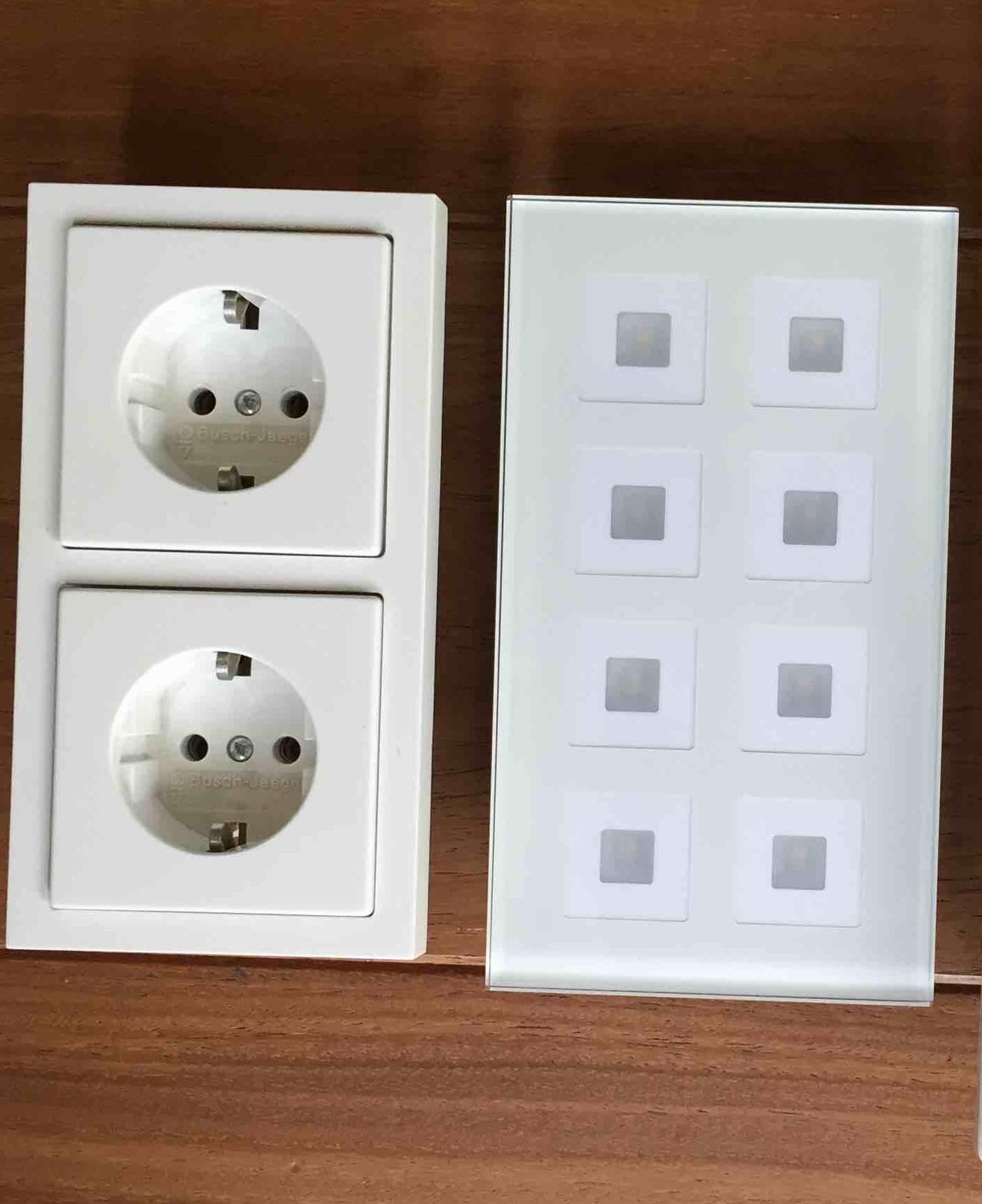elektroinstallation und knx bus baublog das spatzennest. Black Bedroom Furniture Sets. Home Design Ideas